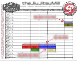 Download Kids Martial Arts Schedule